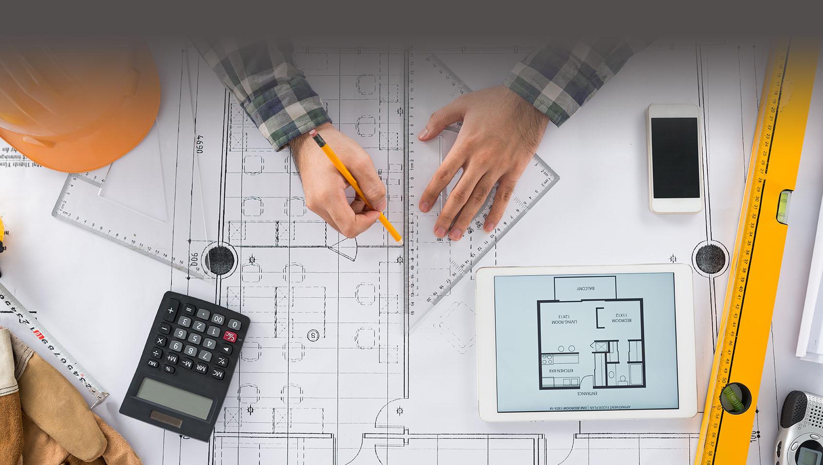 Projektiranje za sve vrste građevina niskogradnje i visokogradnje